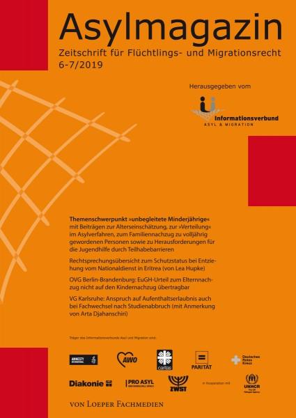 Asylmagazin 6-7/2019