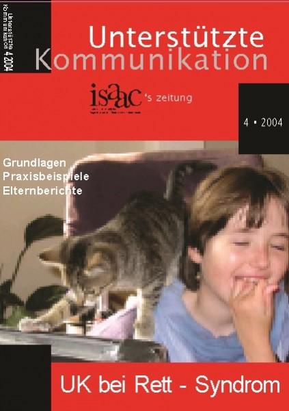 Unterstützte Kommunikation 4/2004