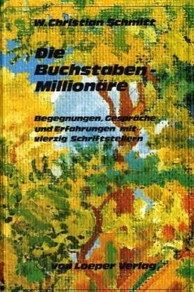 Schmitt: Buchstabenmillionäre