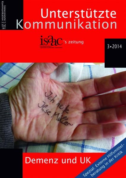 Unterstützte Kommunikation 3/2014