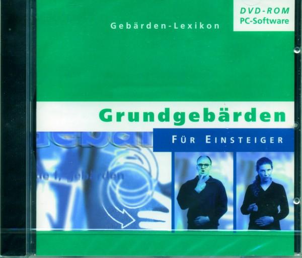 Gebärden-Lexikon DVD: Grundgebärden