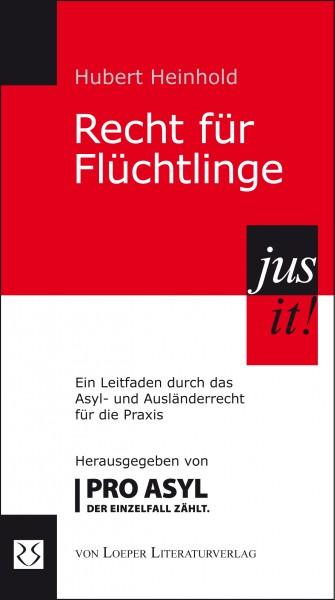 Hubert Heinhold: Recht für Flüchtlinge