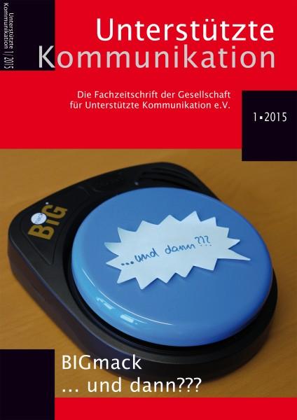 Unterstützte Kommunikation 1/2015