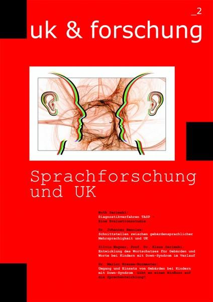 uk & forschung _2: Sprachforschung und UK