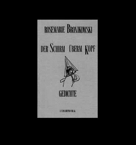 Bronikowski: Schirm überm Kopf
