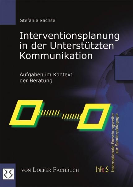 Sachse: Interventionsplanung in der Unterstützten Kommunikation