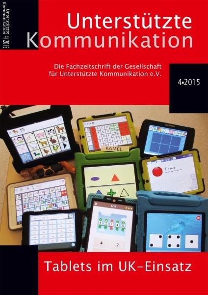 Unterstützte Kommunikation 4 /2015
