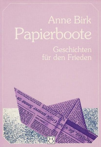 Birk: Papierboote
