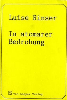 Rinser: In automarer Bedrohung