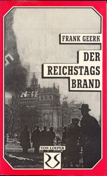 Geerk: Der Reichstagsbrand