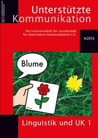 Unterstützte Kommunikation 4/2016