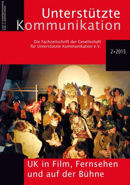Unterstützte Kommunikation 2/2015