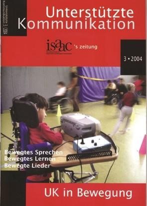 Unterstützte Kommunikation 3/2004