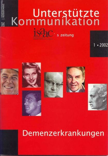 Unterstützte Kommunikation 1/2002