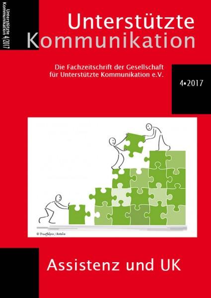 Unterstützte Kommunikation 4/2017